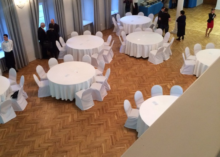 Бизнес завтрак Luis-Optica